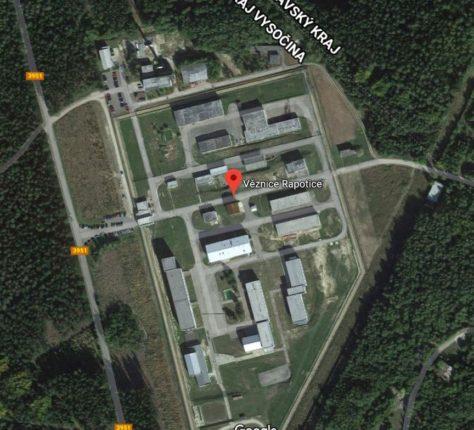 Věznice rapotice