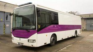 vězeňský autobus